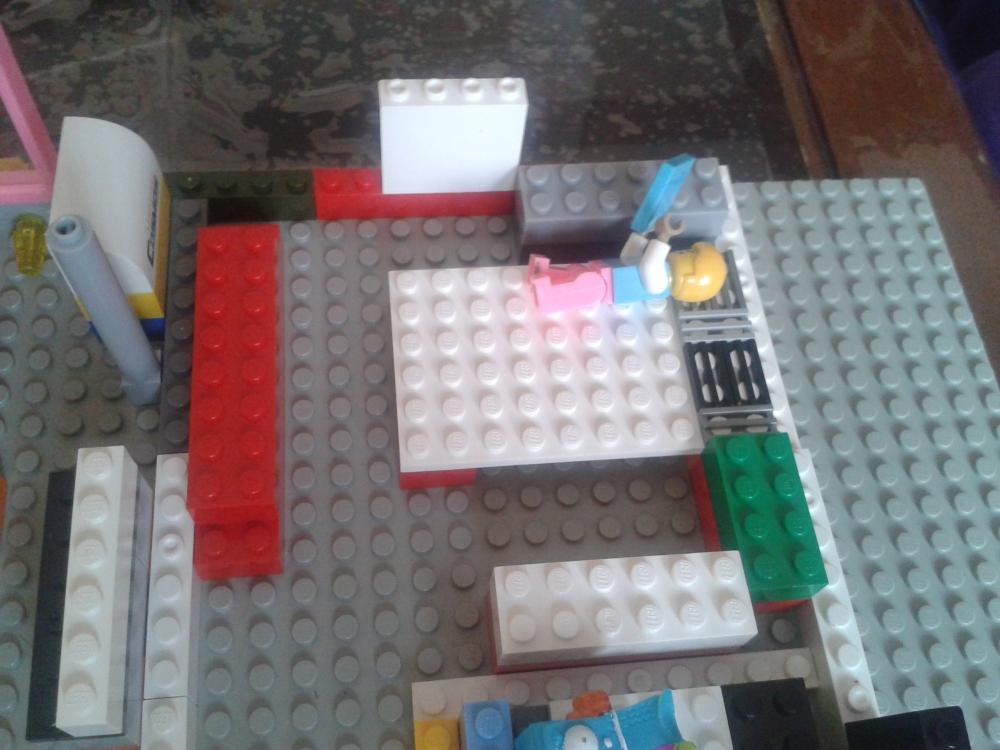 Lego'dan ne yapılabilir ki? (3/5)