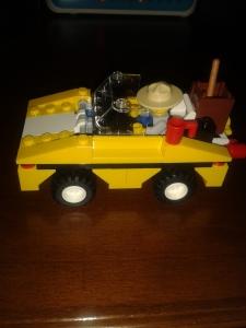Lego mühendisi oğlum :)