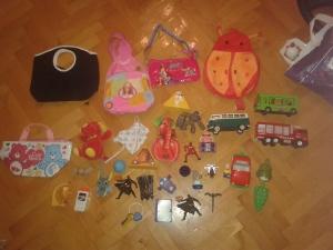 Birikinti oyuncaklar